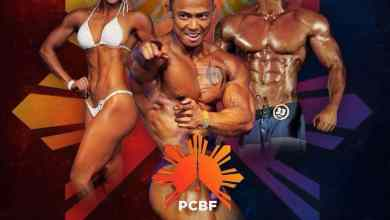 pcbf nationals mr and ms philippines 2018 bodybuilding physique bikini competition