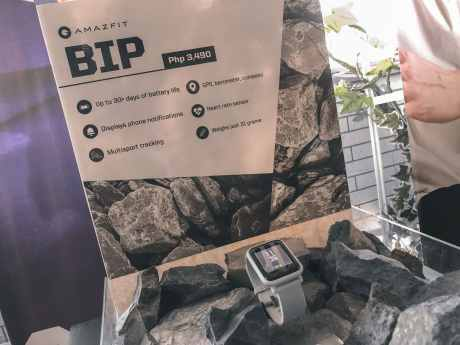 amazfit philippines product event launch pinoy fit buddy smartwatch xiaomi image 1
