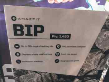 amazfit philippines product event launch pinoy fit buddy smartwatch xiaomi image 3