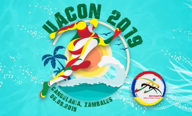 uacon 2019 candelaria zambales philippines fun run events