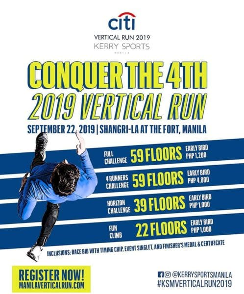 Citi Vertical Run 2019 498x600