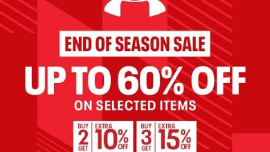 Under Armour End of Season Sale 2021