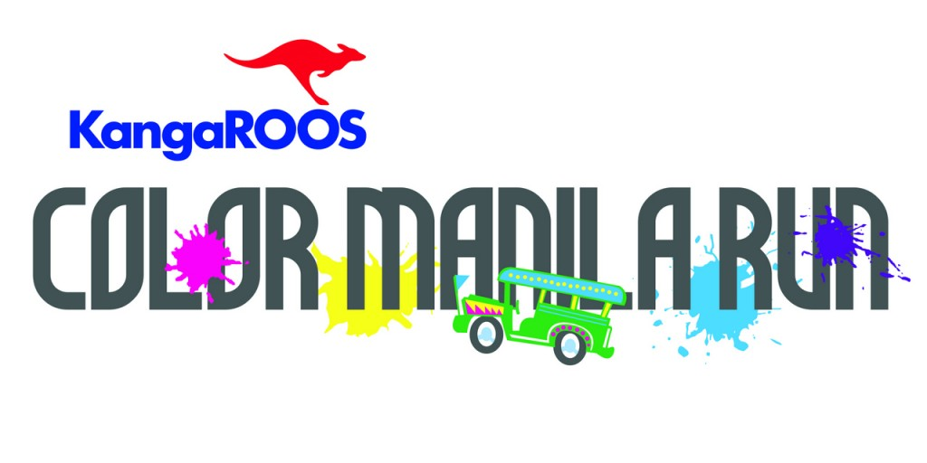 Color Manila Run 2013 Logo
