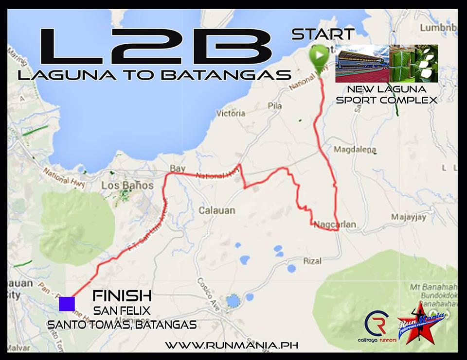 laguna-to-batangas-50k-ultra-marathon-2014-route-map