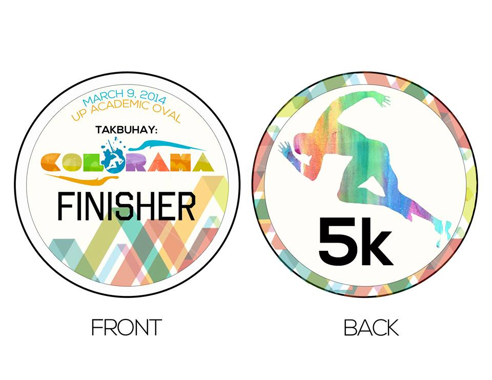 colorama-a-color-fun-run-medal-5K
