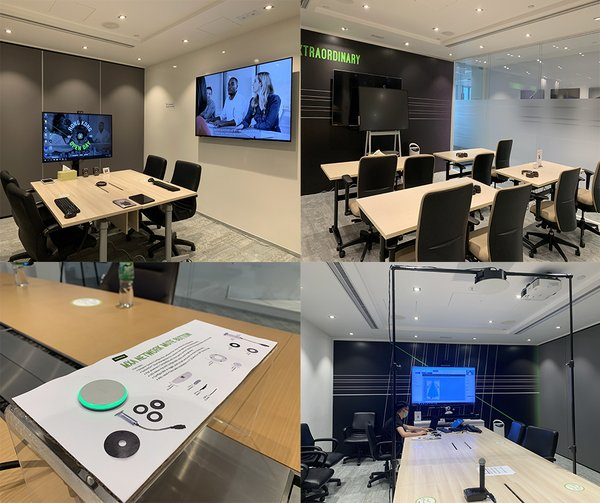 Shure Now Provides a Complete Conferencing Audio Ecosystem for Every Type of Collaboration Space