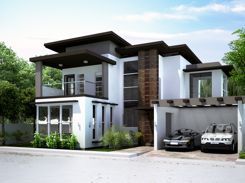 Luxury House Plans Series   PHP 2014008 luxury house plans PHP2014008 perspective