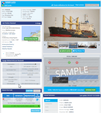 free ship tracking - marinetraffic