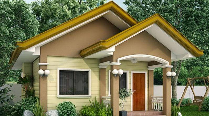 Top 6 house designs under 1 million pesos pinoymariner for Up and down house design