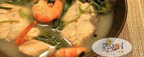 Seafood Sinigang Recipe