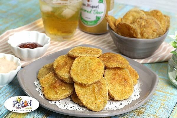 Mojo Potatoes ala Shakeys