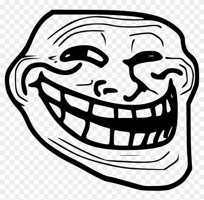 10cm Meme Face Troll Rage Comics Gesicht Auto Spiegel Sticker