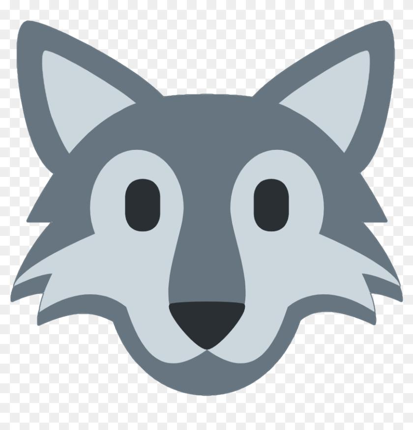 Wolf Discord Emoji Fox Emoji Png Transparent Png 850x850