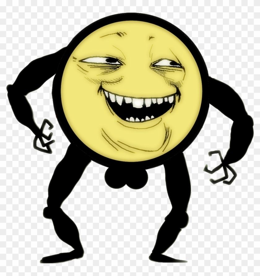 Troll Face Meme Memes Coolface Problem Photographic Print By