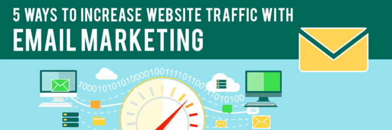 increase blog traffic with email marketing