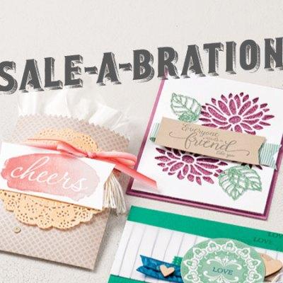 Neue Prämien für die Sale-a-bration