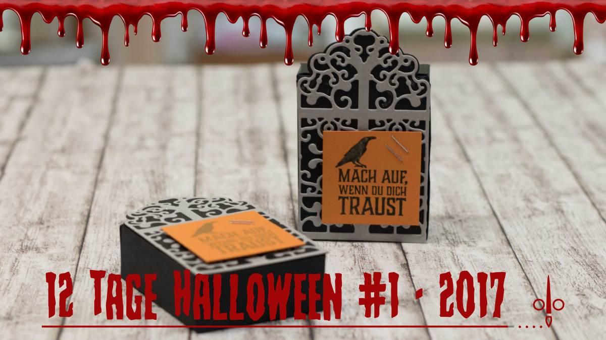 12 Tage Halloween - Es geht wieder los