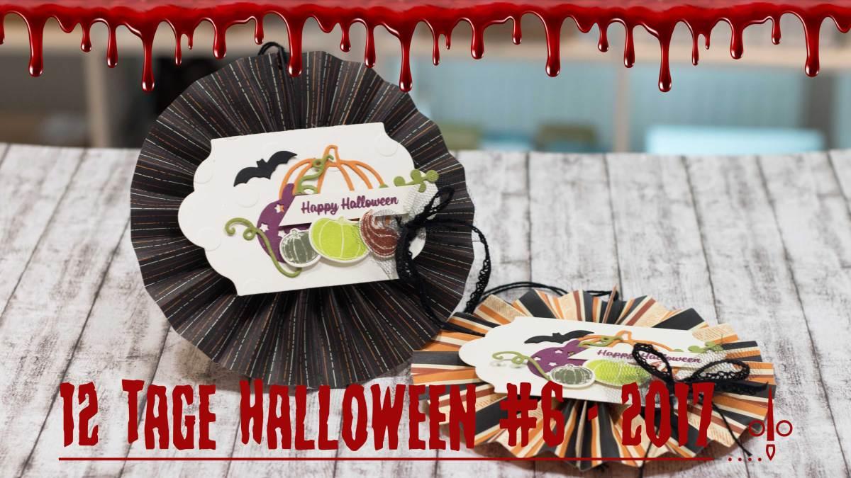 12 Tage Halloween - Held im Kürbisfeld