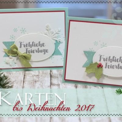12 Karten bis Weihnachten #1