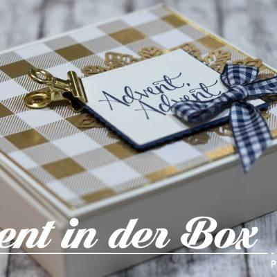 Advent in der Box