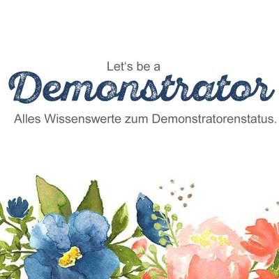 Let's be a Demonstrator!