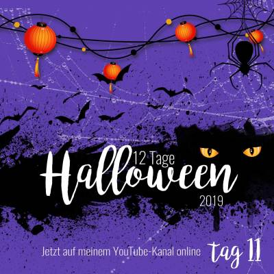 12 Tage Halloween – Tag 12 – FINALE