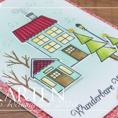 12 Karten bis Weihnachten #7 – Coming home (for Christmas)