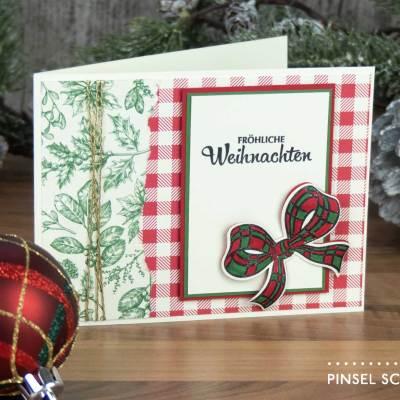 #simplestamping – Weihnachtlich Mit Liebe verziert