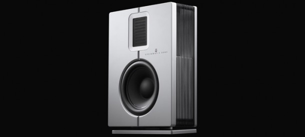 Steinway S15 Speakers starting at $22,000