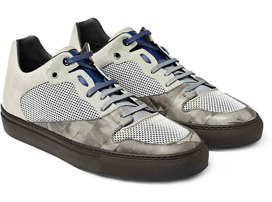 Balenciaga Lowcut Mesh Sneaker