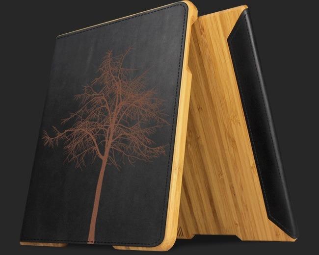 Grove Bamboo iPad Case