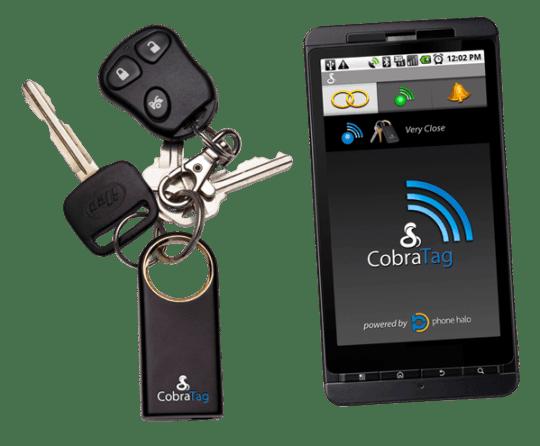 Cobra Phone Tag