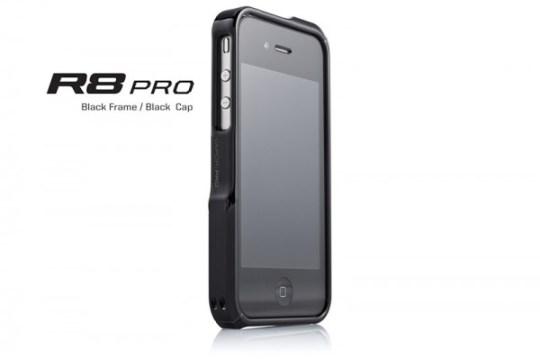 Element Case iPhone4s Vapor R8 Pro
