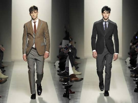Bottega Veneta Menswear Fall 2012