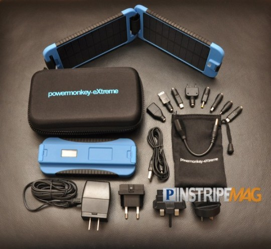Powermonkey Extreme Portable Solar Charger by Powertraveller