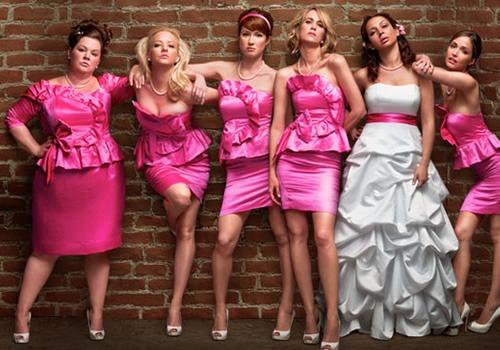 Bridesmaids, Best Movies of 2011, Pick 10