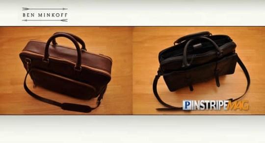 Ben Minkoff Genuine Leather Computer Bags for Men