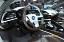 BMW i8 Concept Spyder, Interior, NY International Car Show 2012