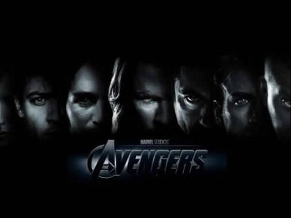 The Avengers movie, Marvel 2012
