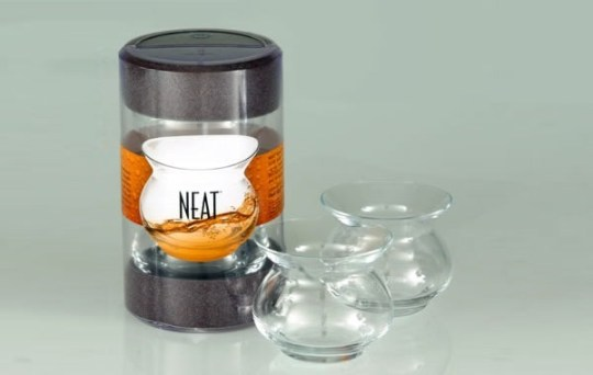 NEAT Whisky Glass 2 pack