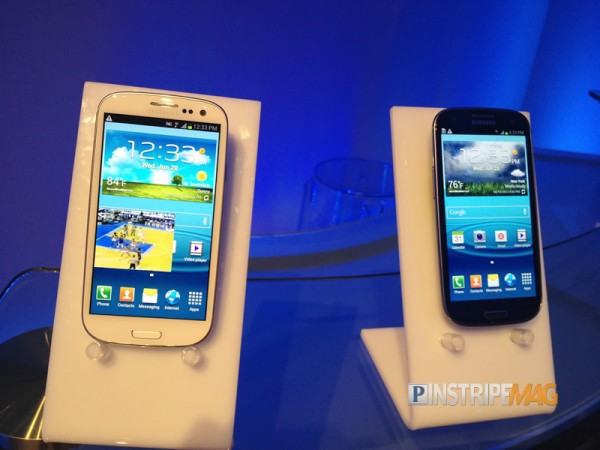 Samsung Galaxy S III smartphone is here and it's all about sharing