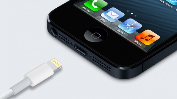 The skinny on the new iPhone 5, Power port
