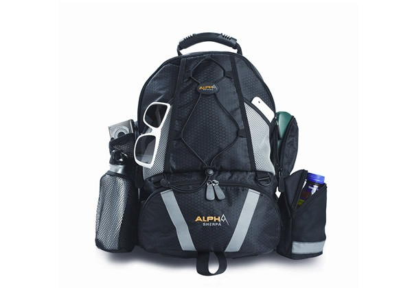 Alpha Sherpa Backpack for guys