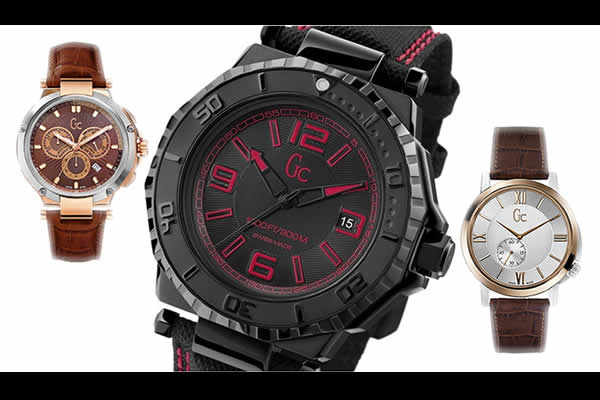 Accent your style with Gc Mens Watches