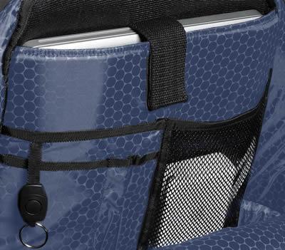 HEX Drake Laptop Tote interior padded pocket