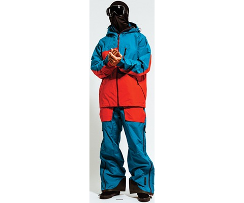 97807e55fbd Unification Pro Jacket and Pants by Oakley