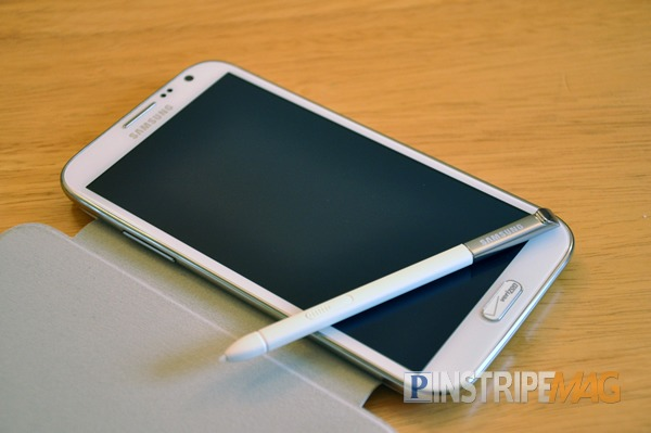 Life after iPhone Samsung Galaxy Note II review