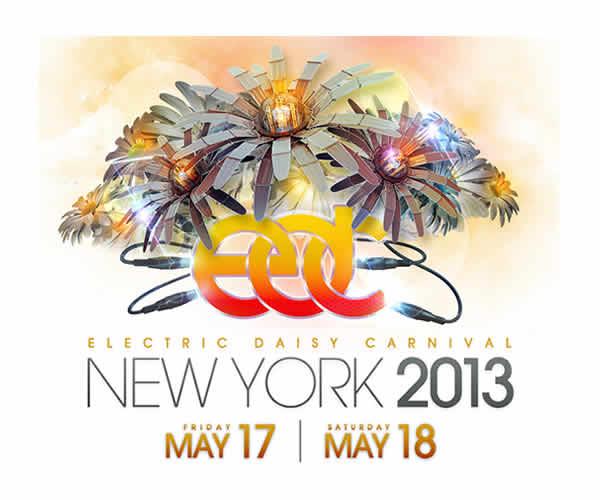 Electric Daisy Carnival Returns, Citi Field New York May 2013