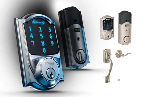 Father's Day Gear and Gadget Gift Guide 2013, Schlage Nexia Camelot Touchscreen Deadbolt with Alarm