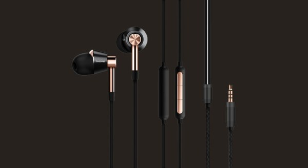 1more Triple Driver In Ears Deliver